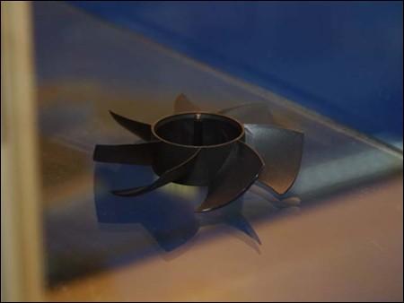 新品 开玩笑?散热风扇居然用钻石打造(图)