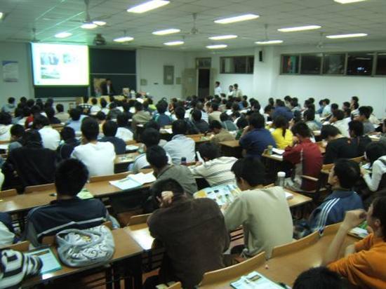 南京航空航天大学,校园风光