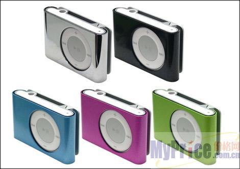 shuffle ipod/上图为iPod shuffle 2